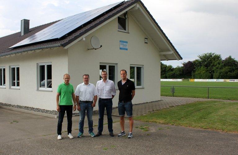 Sportheim-Sanierung TSV Trillfingen Haigerloch - Techmaster