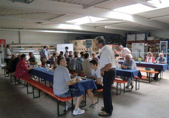 Techmaster Open 2013: Photovoltaik und Energie sparen