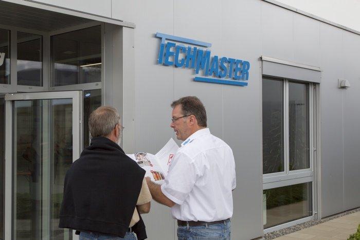 Techmaster Open 2014: Tipps zum Strom sparen