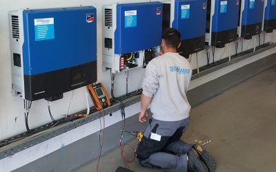 Stelle als Elektroniker/in für Energie- und Gebäudetechnik