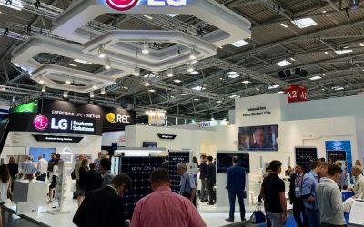 Intersolar 2017: Die Neuheiten von LG Solar, SMA und BYD