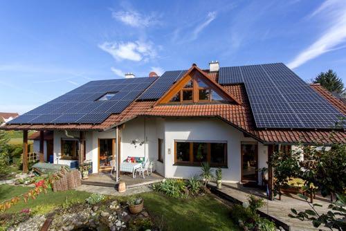 Photovoltaikanlage von Techmaster