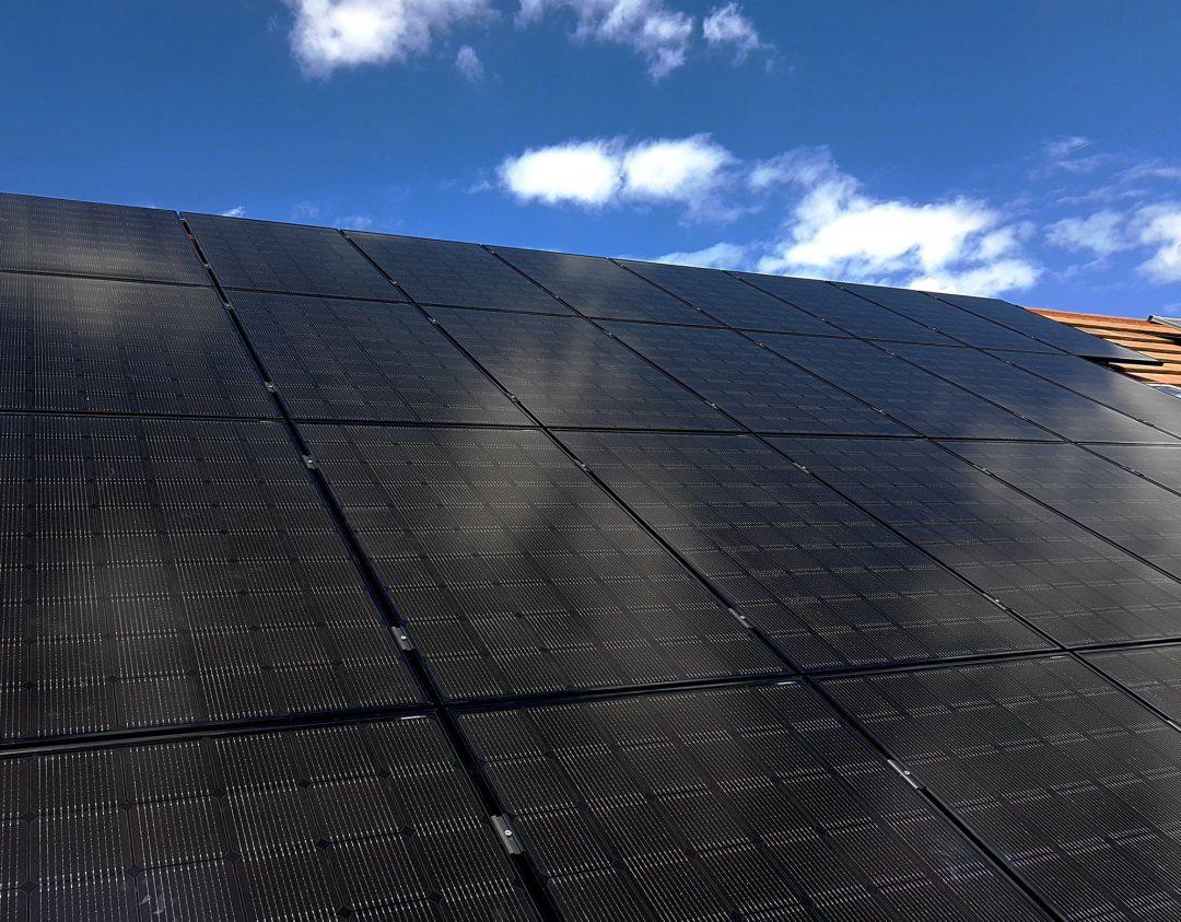 LG NeON 2 Black-Solarmodule mit 320 Watt