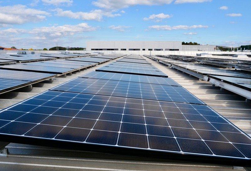 Albus - Hechingen - Photovoltaik - LG Neon2