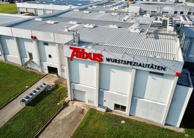 Albus Wurstspezialitäten in Hechingen setzt auf Photovoltaik