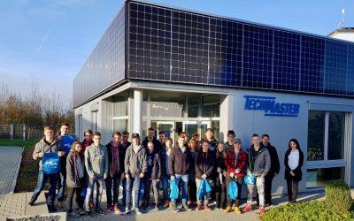 Technisches Gymnasium Balingen zu Gast bei TECHMASTER