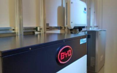 Stromspeicher: Der BYD B-Box HV Hochvolt-Energiespeicher