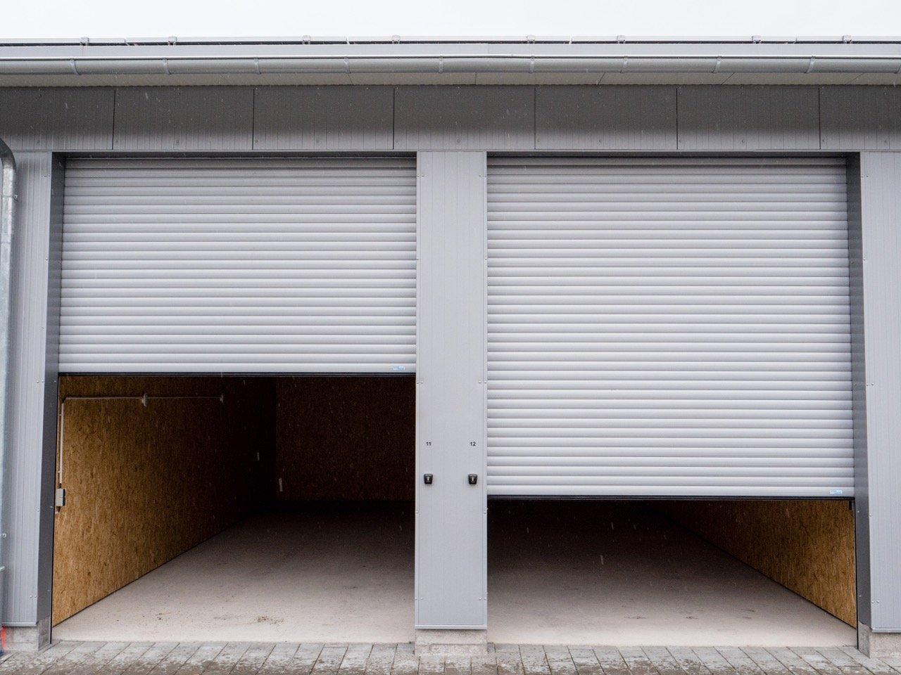 TECHMASTER - Garagen-Mietpark