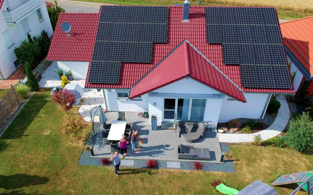 Die kostenlose Photovoltaikanlage von TECHMASTER – Energiewende gestalten