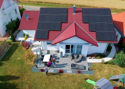Photovoltaikanlage mit Homemanager in Hechingen