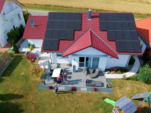 Photovoltaikanlage mit Homemanager in Hechingen
