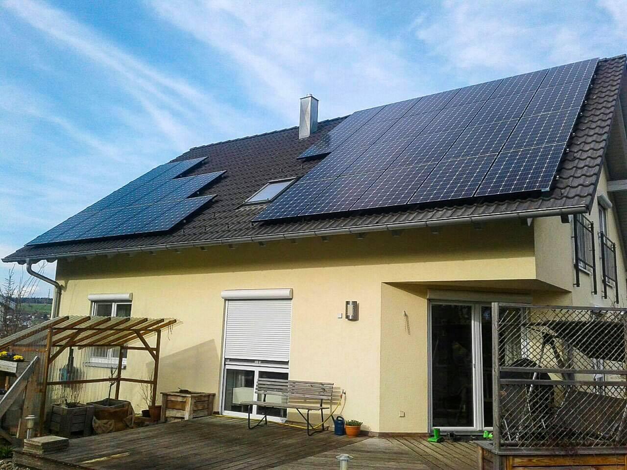 Photovoltaikanlage - Scheer