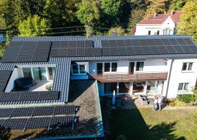 Photovoltaikanlage mit Stromspeicher in Hechingen