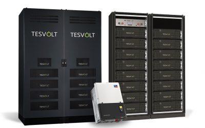 Tesvolt TS HV 70 Hochvoltspeicher für Gewerbekunden – jetzt neu bei TECHMASTER