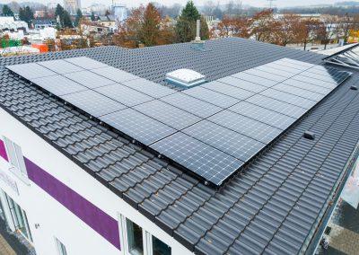 Photovoltaikanlage in Mössingen | Namaste India Restaurant