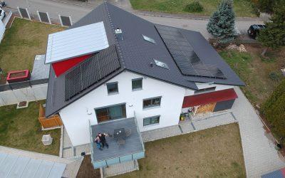 Rottenburg am Neckar: Förderung für Photovoltaikanlagen und Stromspeicher