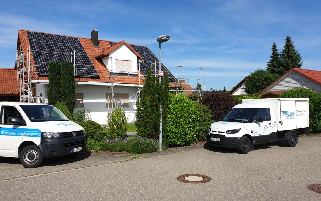 TECHMASTER IoT-Service für Photovoltaikanlagen: Verbraucher intelligent steuern