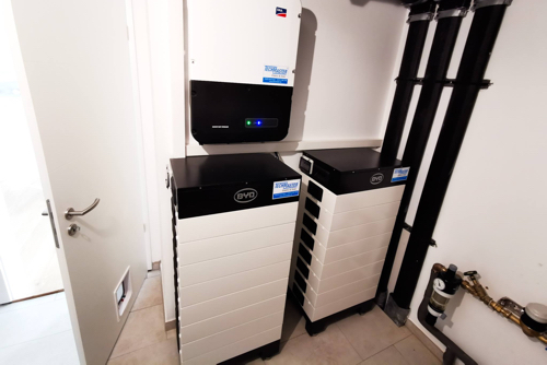 Domovea KNX-Elektroinstallation
