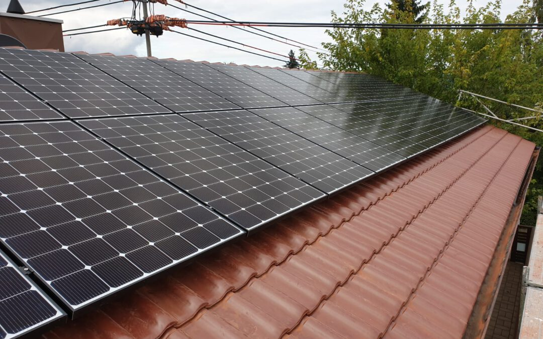 TECHMASTER – Photovoltaikanlage