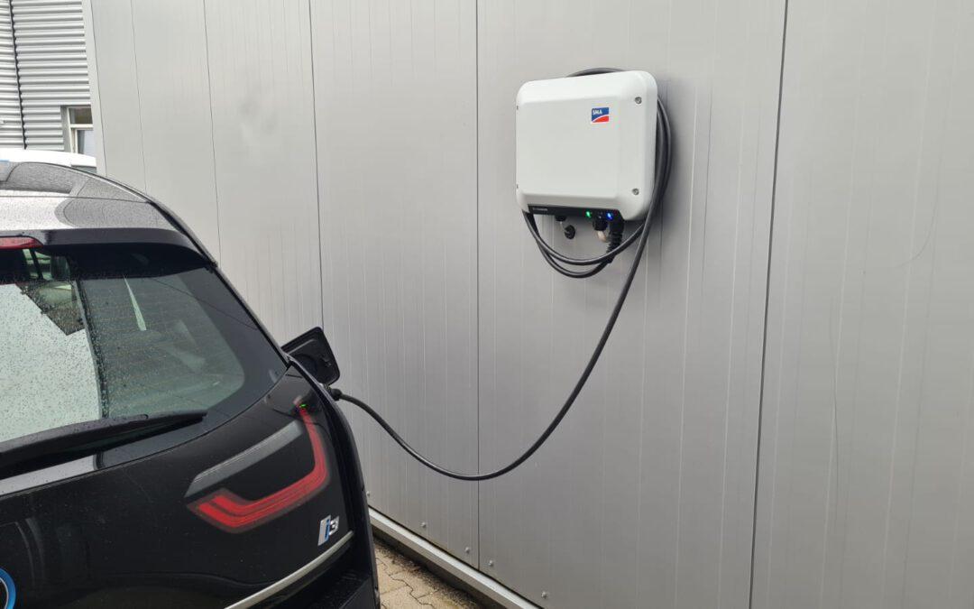 Elektromobilität: 900 Euro Förderung für private Ladestationen vom Bund