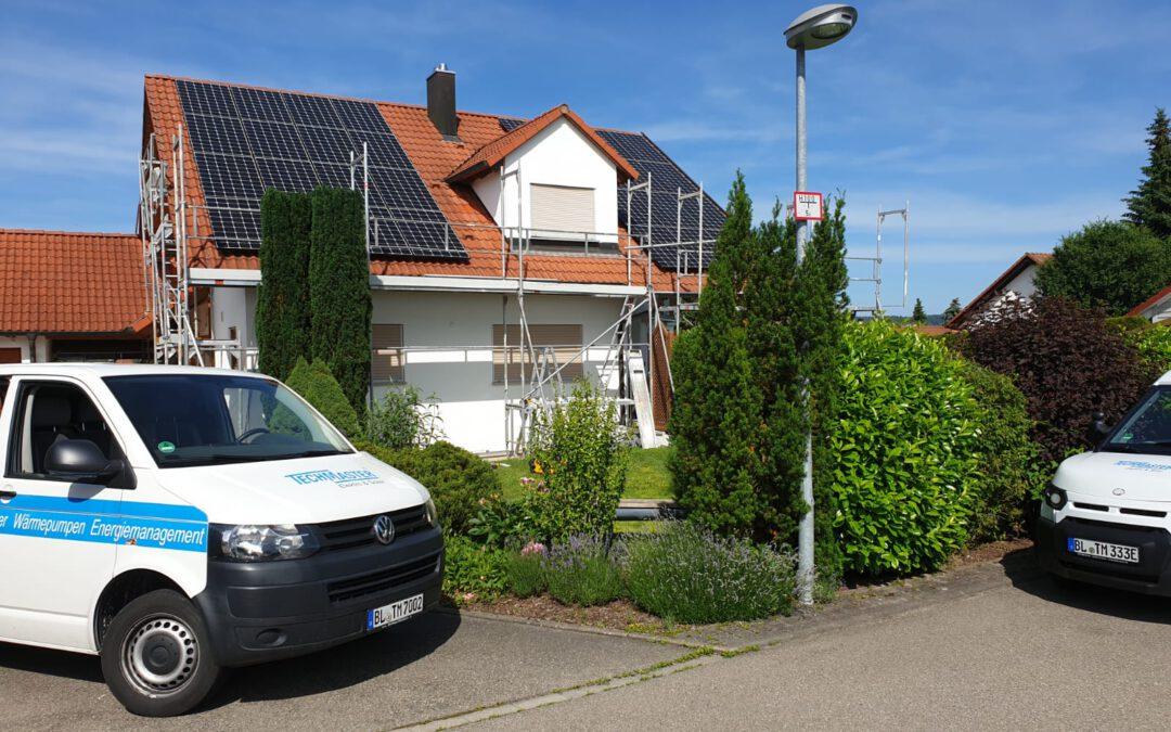 TECHMASTER Photovoltaikanlage