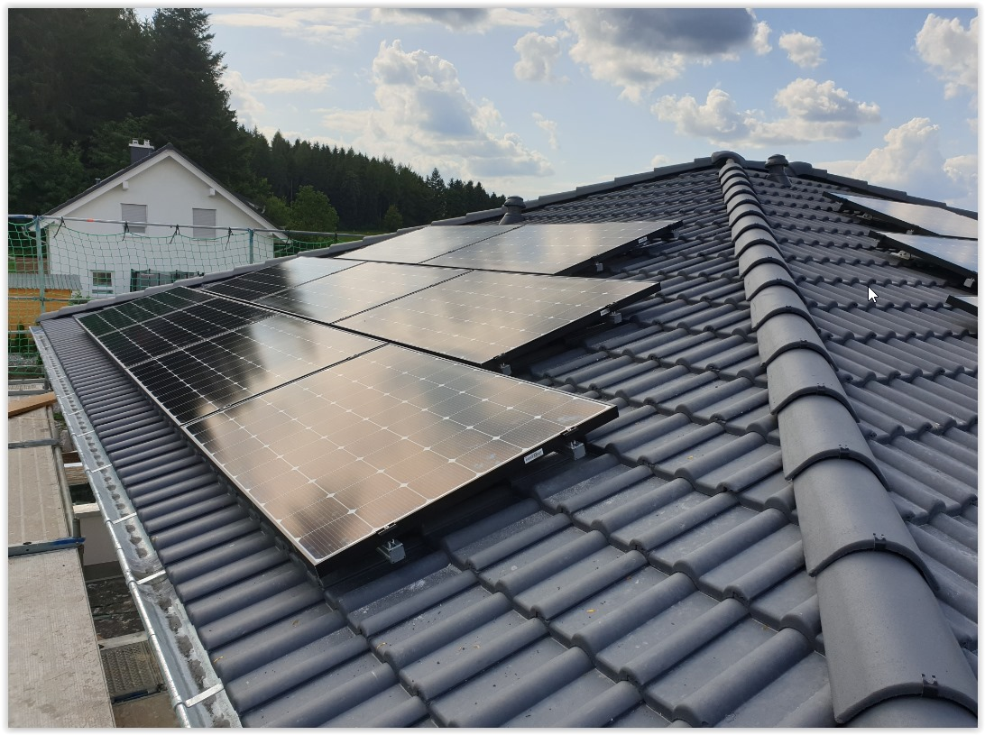 Familie F. in Villingen-Schwenningen Photovoltaikanlage